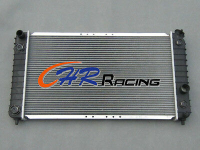Radiator For Chevy Blazer Trailblazer/s10 Pickup/gmc Jimmy Envoy Sonom/ 4.3L V6