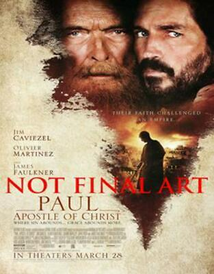 Paul, Apostle of Christ - Blu-Ray Region 1 Free Shipping!