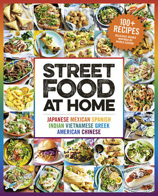 Food To Love Special Magazine Street Food At Home 2018 ~ New ~
