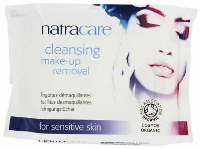 Natracare - Cleansing Make-Up Removal - 20 Wipe(s)