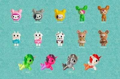 Figurine Tokidoki (collection match) 3 / 14 versions disponibles