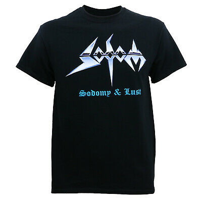 Authentic SODOM Sodomy and Lust T-Shirt S M L XL 2XL NEW