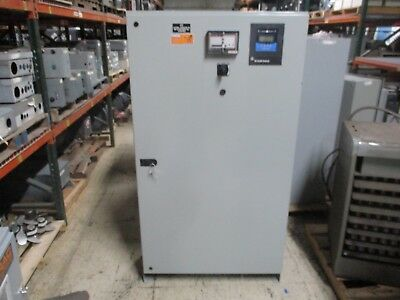 GE Zeneth Entelli-Switch MX250 Automatic Transfer Switch ZS5CB1204S-07E502N Used