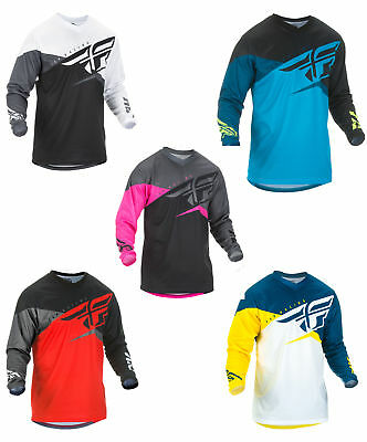 Fly Racing 2019 F-16 Motorcycle Riding Jersey Adult Sizes