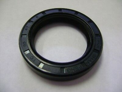 Tc 33-47-8 33X47X8 Metric Oil / Dust Shaft Seal