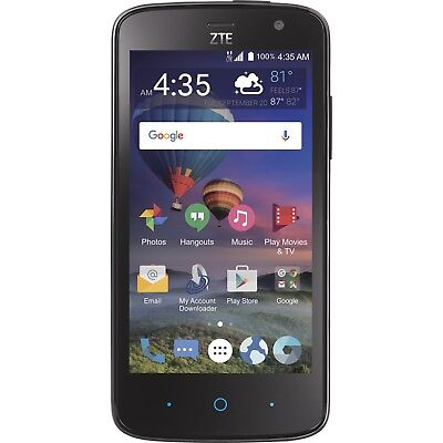 Tracfone ZTE Majesty Pro Smartphone - Certified Refurbished