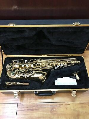 Selmer Soloist Alto Saxophone in Excellent Condition With Case