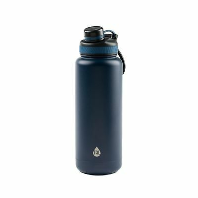 TAL Navy 40oz Double Wall Vacuum Insulated Stainless Steel Ranger™ Pro Water ...