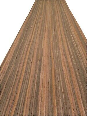 High Quality Ebony Veneer Sheet / Flexible Wood Veneer Sheet
