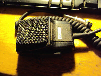 VINTAGE DIESEL POWER mic for cb radio from estate lot sale
