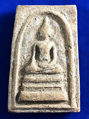 Rare Old Phra Somdej Luang Phor Hin Thai Amulet Collection