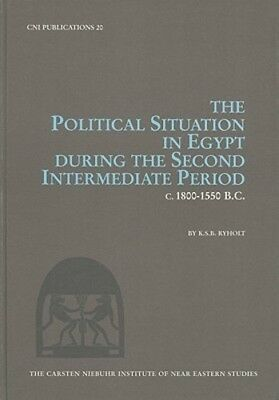 The Political Situation in Egypt During the Second Intermediate Period, C. 1800