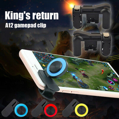 Mobile Game Controller Sensitive Shoot Aim Buttons L1R1 Gaming Rocker Joystick