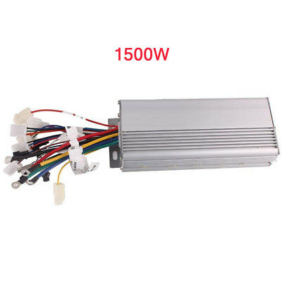 Dc 1500W 36V/48V Brushless Motor Controller Per E-Bike Scooter Electric Bicycle