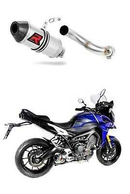 Scarico silenziatore exhaust DOMINATOR HP3 MT-09 TRACER 15-18 + DB KILLER