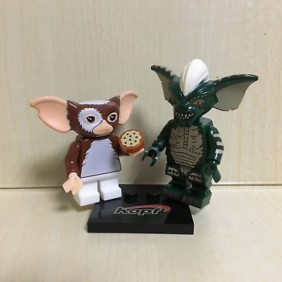 Green Gremlin And Gizmo Mini Action Figure Toy