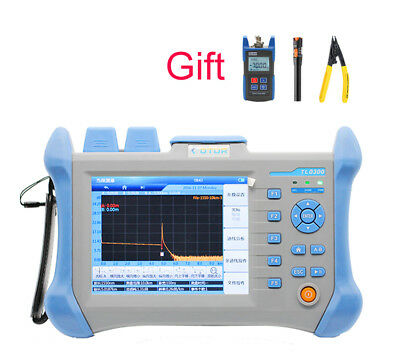 "5.6"" LCD Screen 120KM OTDR Fiber tester 1310/1550nm 30/28dB Meter For EXFO OTDR"