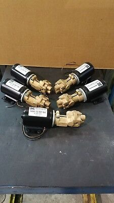 Oberdorfer N991-32 Bronze Gear Pump (K) 32volt Oil pumps or Diesel fuel pumps
