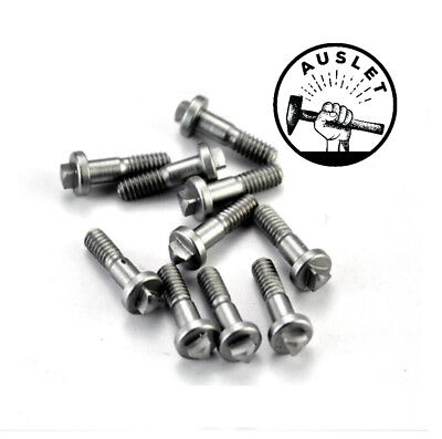 Steel Knife Handle Rivets - 4 Pieces