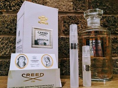 Creed Aventus 'EDP' 10ml Fragrance Spray - FOR MEN - NEW STOCK - BARGAIN!