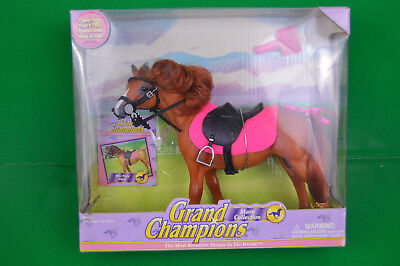 New Grand Champions Horse Mare Collection Polo Pony 50090 Box 2003