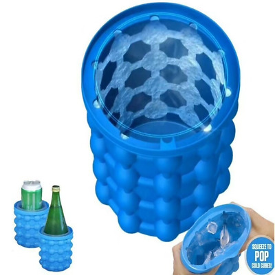 Magic Silicone Ice Cube Maker New Kitchen Tools