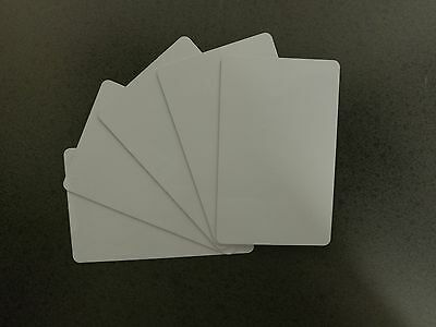 .30 Mil Blank MIFARE Ultralight® RFID ISO PVC Card, CR80 - 10pcs