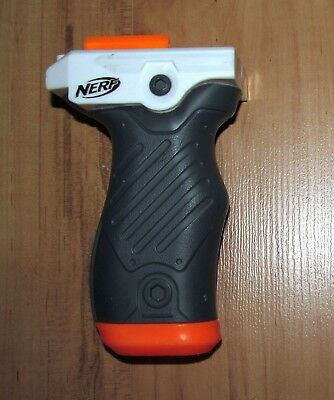 Nerf -N Strike Elite Ecs-10 Modulus Blaster Darts Gun Attachment Grip Handle