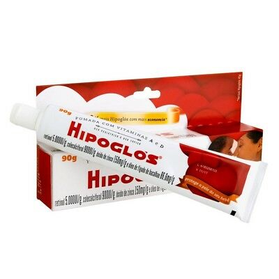 Hipoglos Diaper Rash Cream And Skin Protector 90g - Pomada