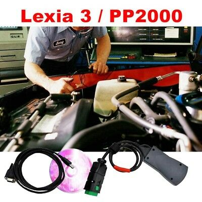 FULL Chip Lexia 3 PP2000 fuer Citroen / Peugeot Diagnosewerkzeug mit Diagbo V8C5