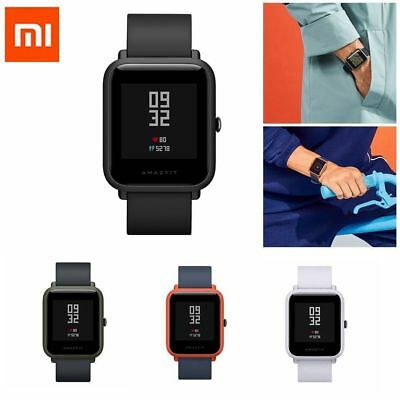 Xiaomi Huami AMAZFIT Smart Watch Waterproof Bluetooth International Version IP68