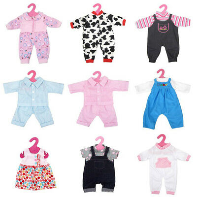 Doll Jumpsuits Fit For 18 Inch Baby Born Doll Clothes Doll Accessories