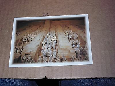 China Temple shrine tourist vacation Terracotta Army Statue Xi'an 1000 soldiers