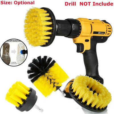 3Pcs/Set Tile Grout Power Scrubber Cleaning Drill Brush Tub Cleaner Combo Handy