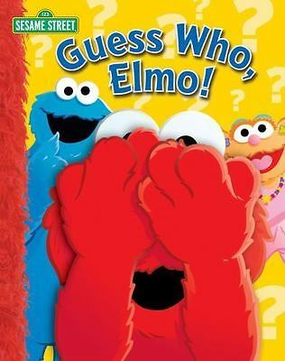 Sesame Street Night Night Elmo Guess Who