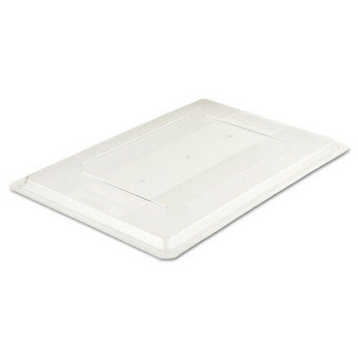 Rubbermaid 26 in. x 18 in. Food Tote Box Lid (Clear) 3302CLE NEW