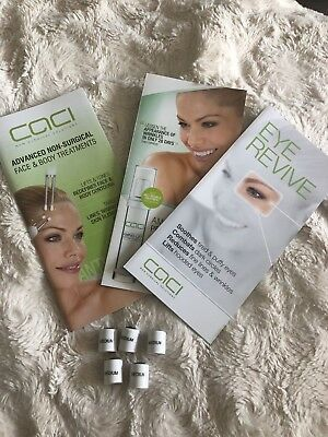 CACI MICRODERMABRASION SIZE MEDIUM TIPS - BRAND NEW AUGUST 2018 STOCK x 5