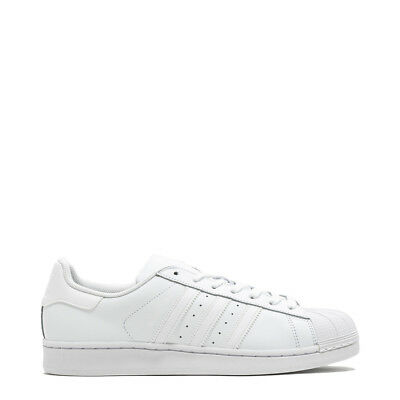 100% authentic 0cd17 0da28 SCARPE ADIDAS originals B27136 Superstar Unisex ORIGINALI SNEAKERS bianco  white