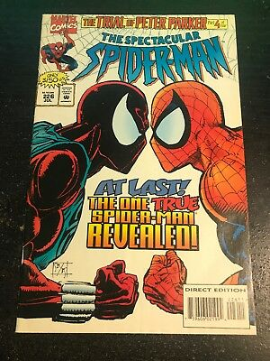 Spectacular Spider-man#226 Awesome Condition 8.0(1996) Buscema Art!