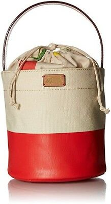 dd74d029c085 Frances Valentine Small RED bucket bag NWT - SOLD OUT
