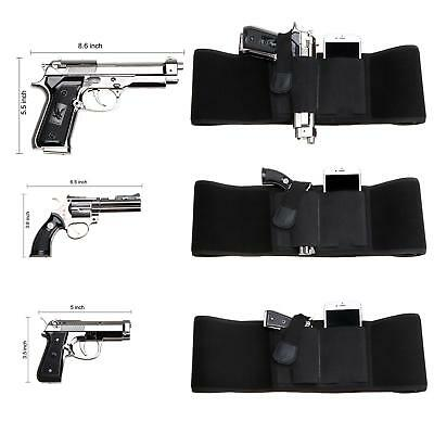 Concealed Carry Ultimate Belly Band Holster Gun Pistol Holsters Fit all Pistol