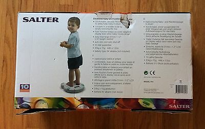 Salter Brecknel Electronic Baby And Toddler Scale - Model 914