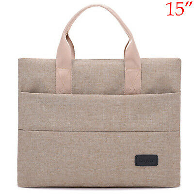 "15.6"" Inch Laptop Sleeve Case Bag Carry Hand Pouch Cover for HP Dell Notebook"