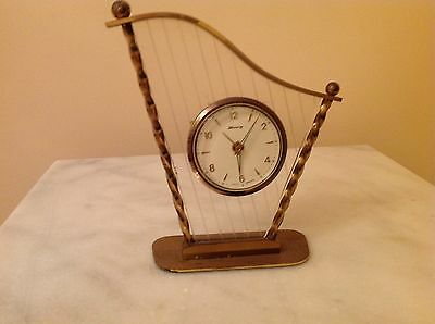 Vintage ''Blessing''  Alarm Clock West Germany