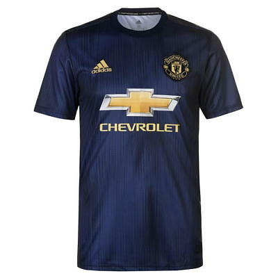 New Season Manchester United Away Kit Blue Available In Various Sizes