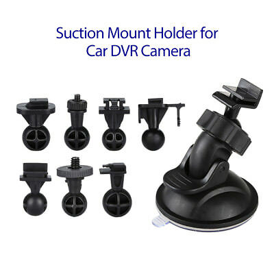 Car Dash Cam Camera Mount Holder Bracket Suction Cup For G1W-C G1W-B LS300W YI