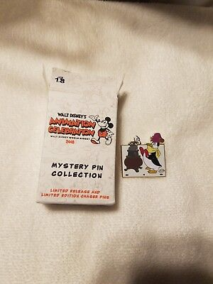 Disney Pin Animation Celebration Mystery Three Caballeros Cold Blooded Penguin