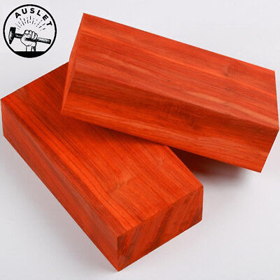 Red Rosewood Knife Handle Material