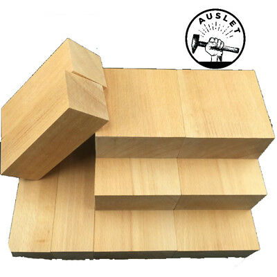 Beechwood Blocks for Knife Scales