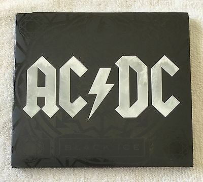 AC/DC - Black Ice (DIGIPAK) CD: Tested and Plays Perfectly.